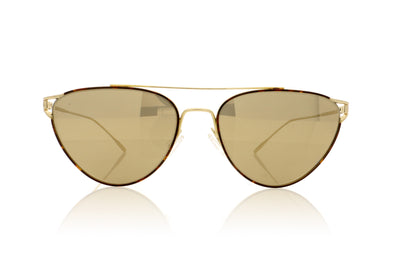 Oliver Peoples Floriana OV1225S 52836G Soft Gold Sunglasses at OCO
