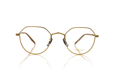 Oliver Peoples Op-43 30Th OV1228T 5036 Silver Glasses