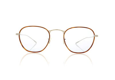 Oliver Peoples Eoin OV1237J 5036 Amber Tortosie Glasses at OCO