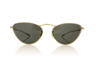 Oliver Peoples Lelaina OV1239S 5035R5 Soft Gold Sunglasses