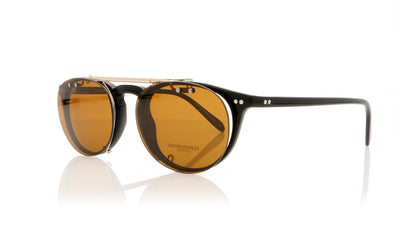 Oliver Peoples Riley R 0OV5004C 5039 Gold Clip at OCO