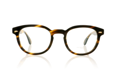 Oliver Peoples Sheldrake OV5036 1003L Cocobolo Glasses at OCO