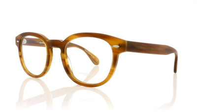 Oliver Peoples Sheldrake OV5036 1579 Semi Matte Raintree Glasses