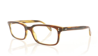 Oliver Peoples Denison OV5102 1310 Moss Tortoise Glasses at OCO