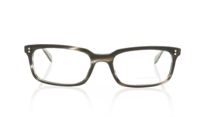 Oliver Peoples Denison OV5102 1486 Ebony Wood Semi Matte Glasses