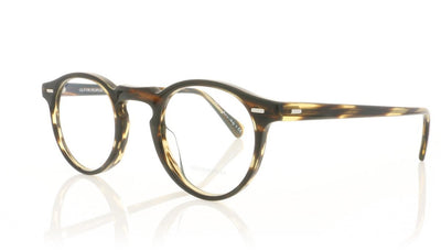 Oliver Peoples Gregory Peck OV5186 1003 Cocobolo Glasses at OCO
