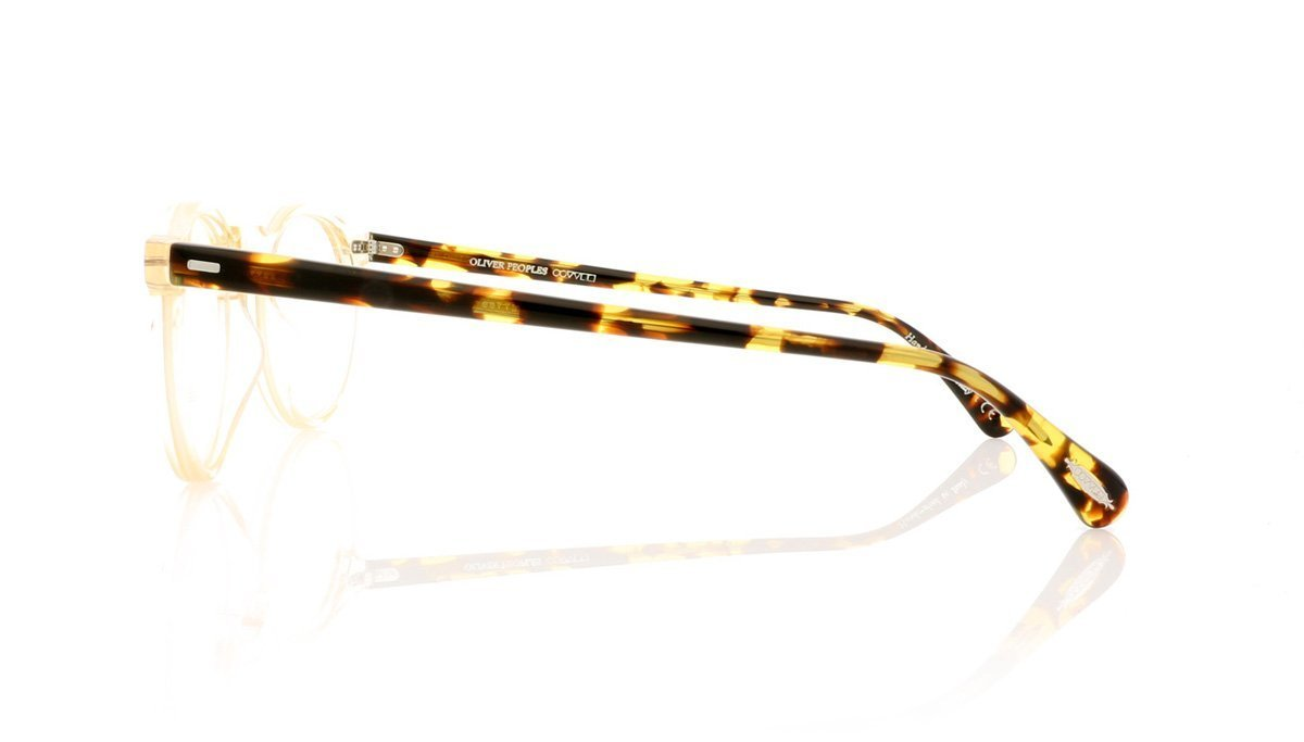 Authentic Oliver Peoples 0OV5186 GREGORY PECK 1485 BUFF Eyeglasses