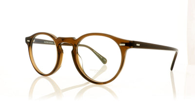 Oliver Peoples Gregory Peck 1625 Espresso Glasses at OCO