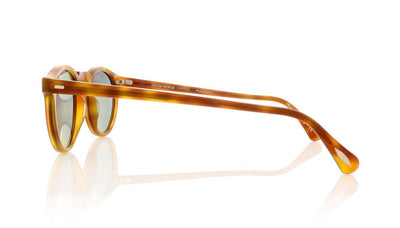 Oliver Peoples Gregory Peck OV5217S 1483R8 Semi Matte Light Brown Sunglasses at OCO