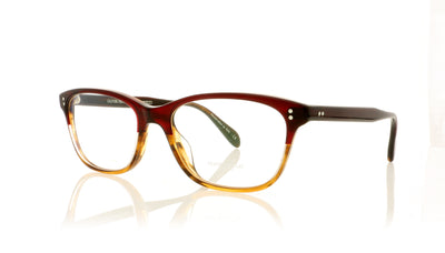 Oliver Peoples Ashton OV5224 1224 Red Tortoise Gradient Glasses at OCO