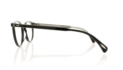 Oliver Peoples Delray OV5318U 1492 Black Glasses at OCO
