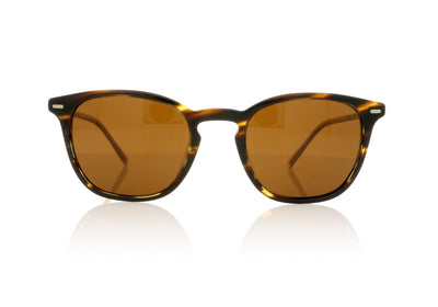 Oliver Peoples Heaton OV5364SU 1003N9 Cocobolo Sunglasses