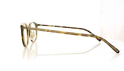 Oliver Peoples Elyo OV5383 1666 Havana Horn Glasses at OCO