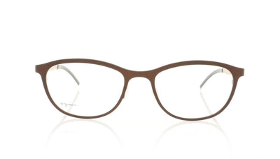 Ørgreen Rita 536 Mat Brown Glasses at OCO
