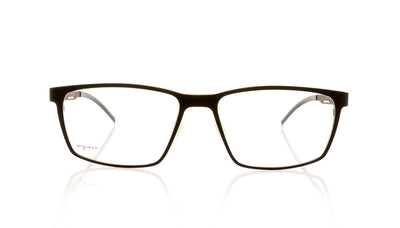 Ørgreen Vanderbilt 521 Mat Brown Mat Bordeaux Glasses at OCO