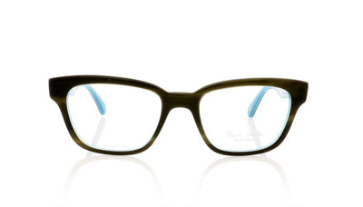 Paul Smith PM8193 1345 Olive Glasses at OCO