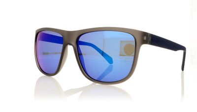 Polaroid PLD 2057/S RCT5X Matt Blue Sunglasses at OCO