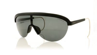 Polaroid PLD 6037/S 003M9 Matte Black Sunglasses at OCO