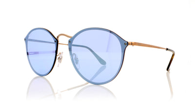 Ray-Ban RB647N RB3647N 001 Gold Sunglasses