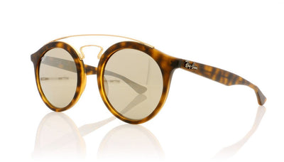 Ray-Ban RB 4256 0RB4256 60925A Matte Havana Sunglasses at OCO