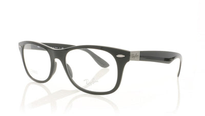 Ray-Ban RB7032 5206 Shiny Black Glasses at OCO