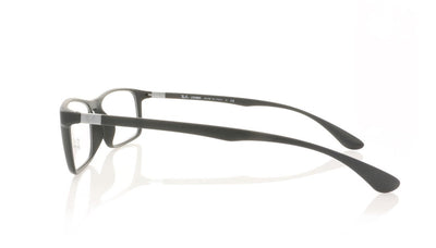 Ray-Ban RB7035 5204 Matte Black Glasses at OCO