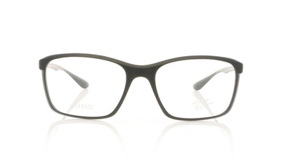 Ray-Ban RB7036 5204 Matte Black Glasses at OCO