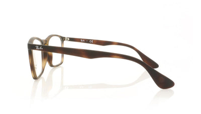 Ray-Ban RB7045 5365 Rubber Havana Glasses at OCO