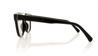 RETROSUPERFUTURE Akin TP1 Black Matt Zero Sunglasses at OCO