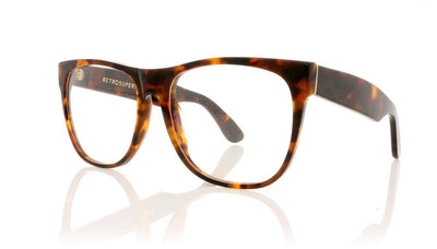 RETROSUPERFUTURE Classic Optical 4FU Havana Classic Glasses at OCO