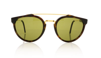 RETROSUPERFUTURE Giaguaro RT2 Tortoiseshell Sunglasses at OCO