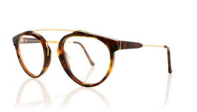 RETROSUPERFUTURE Giaguaro Optical CGW Giaguaro Classic Havana Optical Glasses at OCO