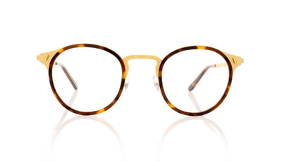 RETROSUPERFUTURE Numero 20 O3V Oro Glasses at OCO