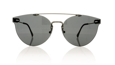 RETROSUPERFUTURE Tuttolente Giaguaro L0Q Black Sunglasses at OCO
