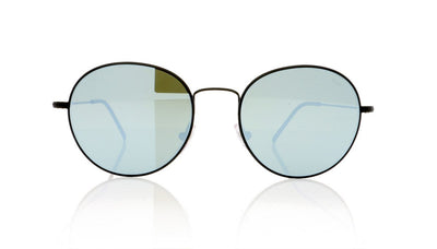 RETROSUPERFUTURE Wire Zero A8N Silver Sunglasses at OCO