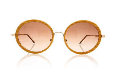 Sienna Alexander W1F Soho 1 Wood Sense 1 Sunglasses at OCO