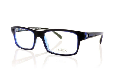 Starck SH1261 0007 Blue Glasses at OCO