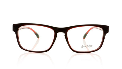 Starck SH3004 2707 Red Glasses at OCO