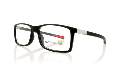 Tag Heuer TH 0511 001 Matte Black Glasses at OCO