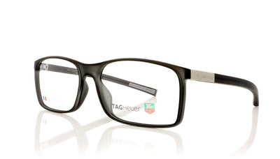 Tag Heuer TH 0517 007 Matte Grey Glasses at OCO