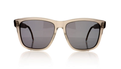 Thom Browne TB-003 C Satin Gry Cry Sunglasses at OCO