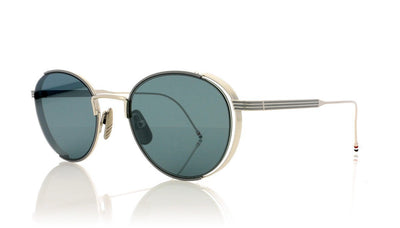 Thom Browne TB-106 B Grey Enamel Sunglasses at OCO