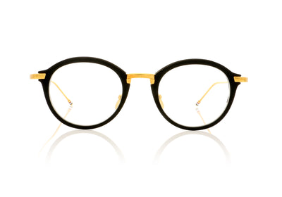 Thom Browne TB-110 A Black Iron Glasses at OCO