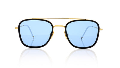 Thom Browne TB-800 B Navy Sunglasses