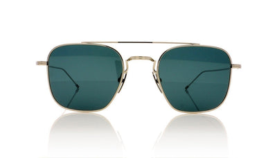 Thom Browne TBS-907 02 Silver W Sunglasses at OCO