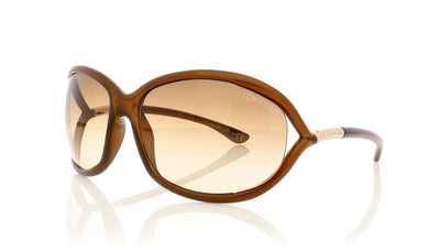 Tom Ford Jennifer TF8 692 Brown Sunglasses at OCO