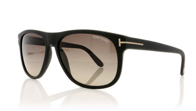 Tom Ford Olivier TF236 02D Mt Black Sunglasses at OCO