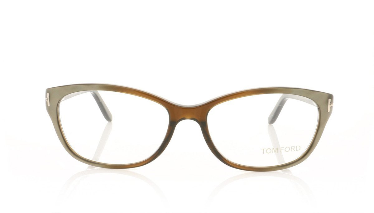 2467b33e47 Tom Ford TF5142 050 Dark Brown Glasses at OCO