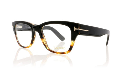 Tom Ford TF5379 005 Black Glasses at OCO