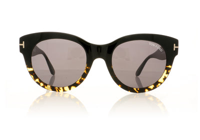 Tom Ford LOU TF0741 56A Havana Sunglasses